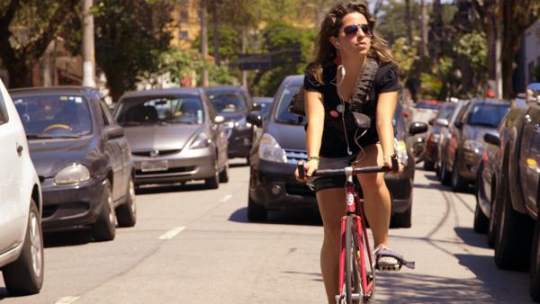 Bikes vs. Cars – Saturday 10:00am 88min. UNS