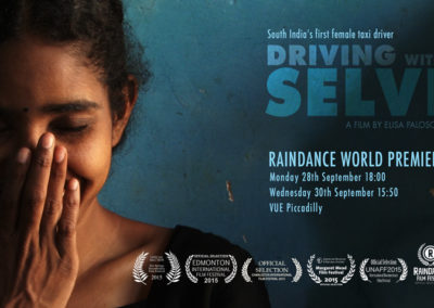 Driving With Selvi – 3:15 pm UNS – 74 min.