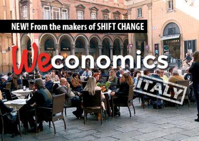 WEconomics – 11:45 am UNS – 20 min.