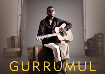 Gurrumul – Friday 7:30 pm SID – 100 min.