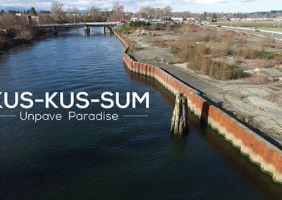 Kus-Kus-Sum: Unpave Paradise – 11:35 am FFR 7 min.