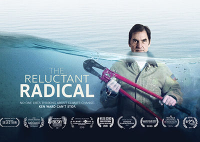 The Reluctant Radical – 10:00 am UNS 77 min.